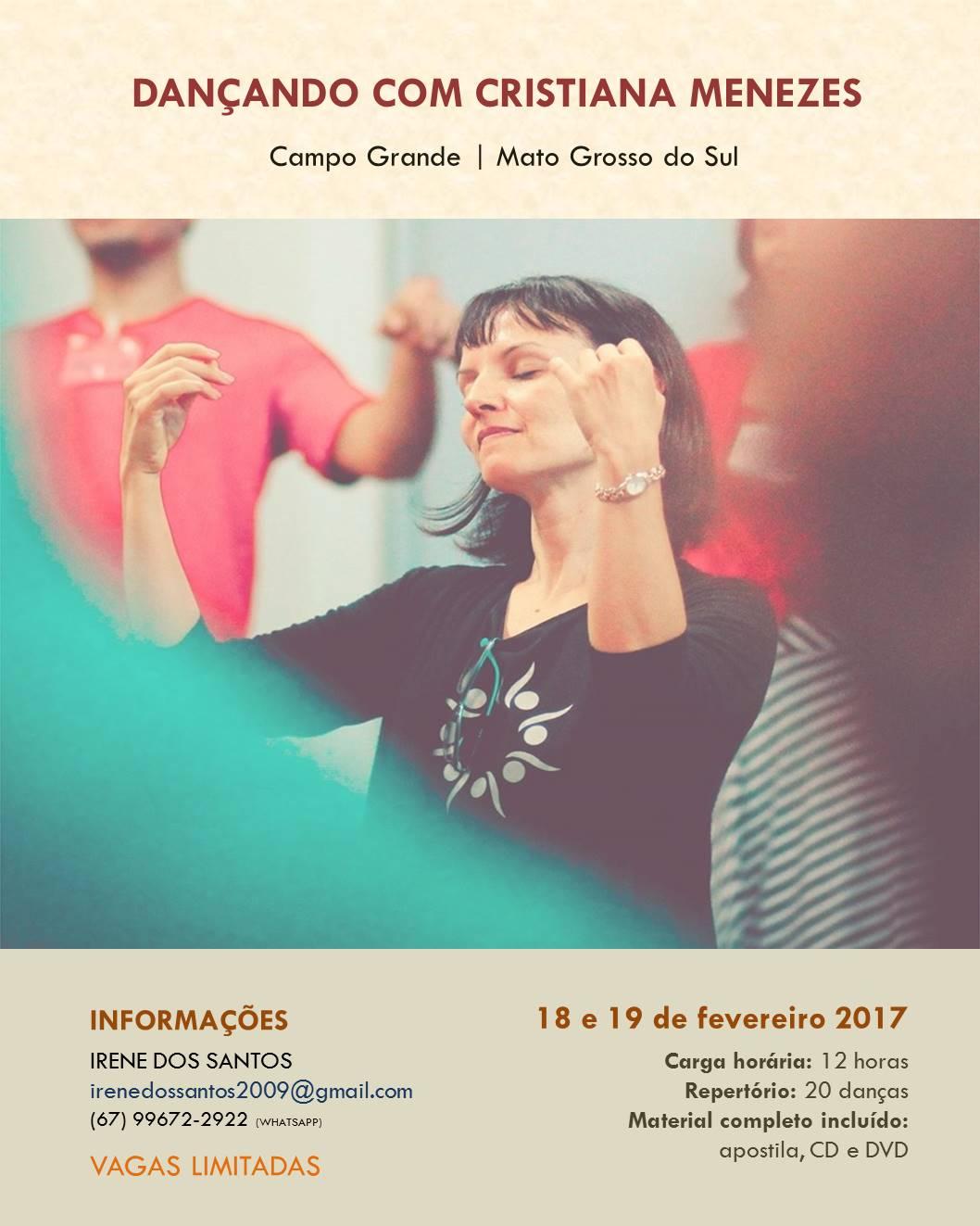 Folder Campo Grande 2017
